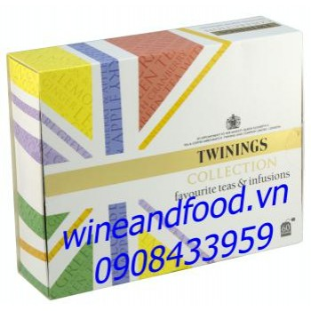 Trà Twinings Collection Favourite Infusions 115g