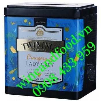 Trà Twinings Orangery of Lady Grey 100g