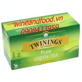 Trà xanh Twinings 50g