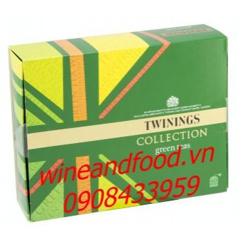 Trà xanh Twinings Collection 120g