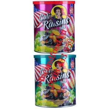 Nho khô hỗn hợp Cali Raisins Mix hộp 300g