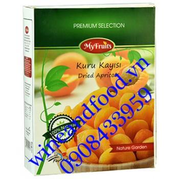 Trái mơ khô Thổ Nhĩ Kỳ My Fruits 100g