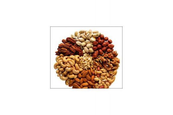 Hạt dinh dưỡng & trái cây khô