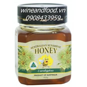 Mật ong hoa bạch đàn Úc 400g