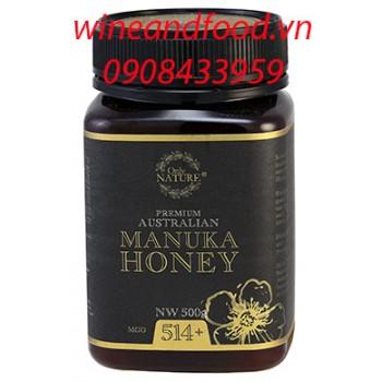 Mật ong Manuka Only Nature 514+ 500g