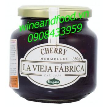 Mứt cherry La Vieja Fabrica 350g