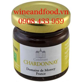 Mứt nho Chardonnay Pháp hũ 35g