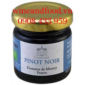 Mứt Nho Pinot Noir Domaine De Montcy 35g