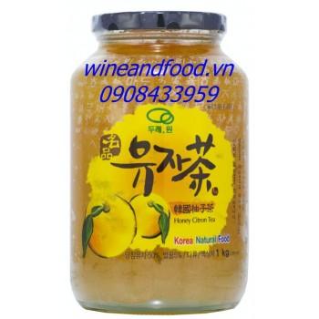 Mứt trà chanh mật ong 1kg