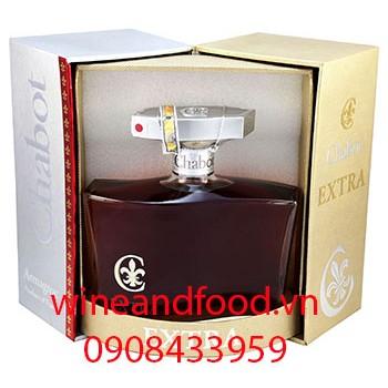 Rượu Armagnac Chabot Extra hộp quà