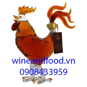 Rượu Brandy con gà Nga