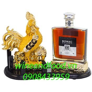 Rượu Brandy XO Bonac con gà