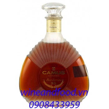 Rượu Cognac XO Camus Borderies 700ml