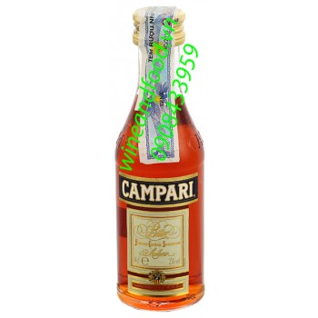 Rượu mini Campari