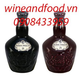 Rượu mini Chivas 21