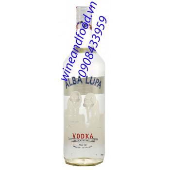 Rượu Vodka Alba Lupa 1l