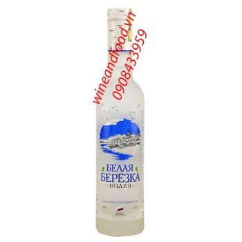 Rượu Vodka Bạch Dương 500ml