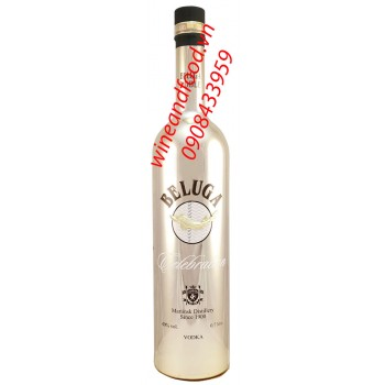 Rượu Vodka Beluga Celebration 700ml
