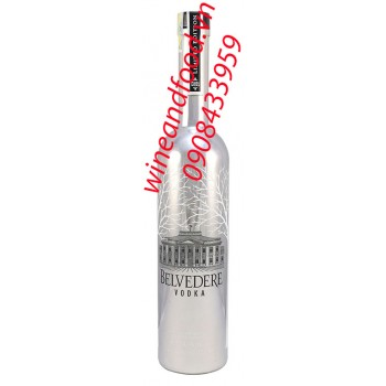 Rượu Vodka Belvedere Chrome 700ml