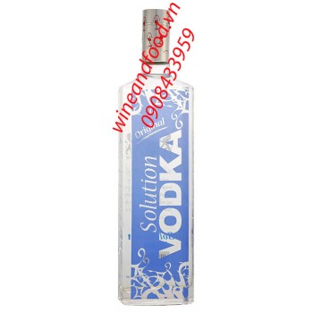 Rượu Vodka Solution Original 700ml