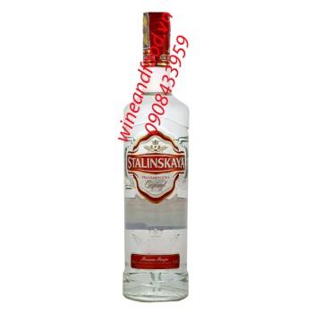 Rượu Vodka Stalinskaya 700ml