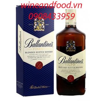 Rượu Ballantine's Finest 750ml