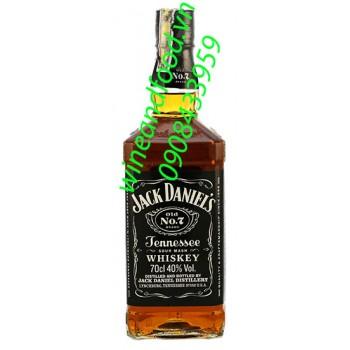 Rượu Jack Daniels Old No 7