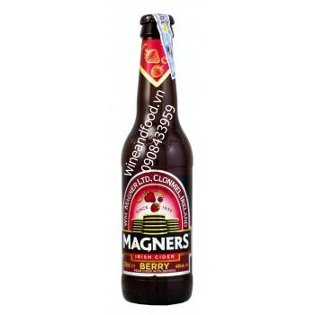 Bia trái cây Magners Berry 330ml
