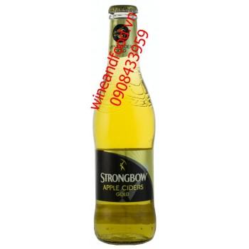 Nước táo lên men Strongbow Gold 330ml