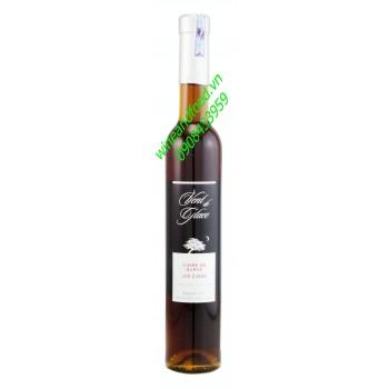 Rượu táo Ice Cider Ovent de Glace 375ml