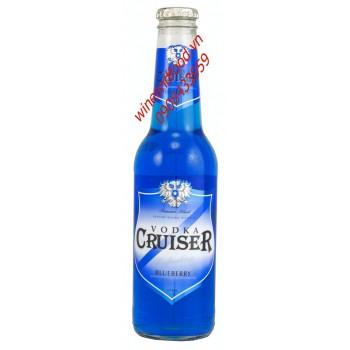 Rượu Vodka Cruiser Blueberry 275ml