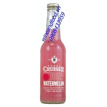 Rượu Vodka Cruiser Juicy Watermelon 275ml