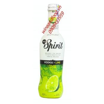 Rượu Vodka Lime Spirit 275ml