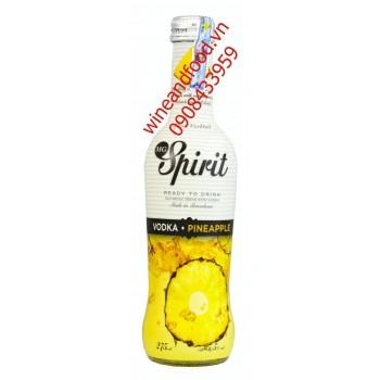Rượu Vodka Spirit Pineapple 275ml