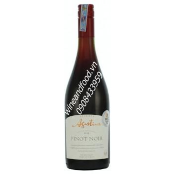 Rượu vang Agustinos Pinot Noir