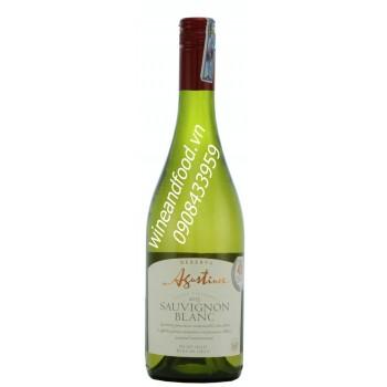 Rượu vang Agustinos Reserva Sauvignon Blanc