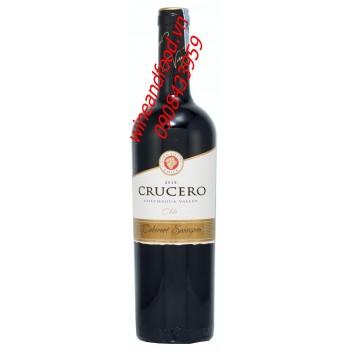 Rượu vang Crucero Cabernet Sauvignon 2014