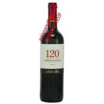 Rượu vang đỏ Honouring 120 Heroes 2012