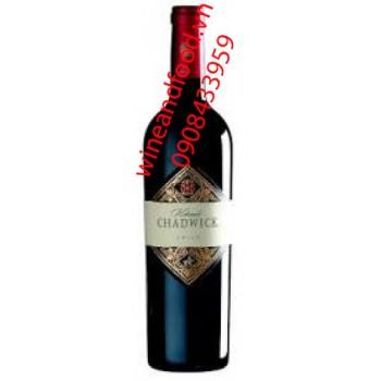 Rượu vang đỏ Vinedo Chadwick 75cl