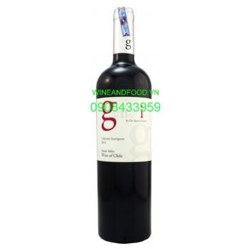 Rượu vang Genesis Cabernet Sauvignon