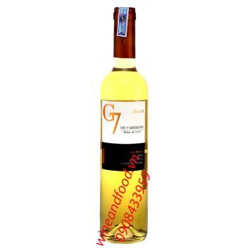 Rượu vang ngọt G7 Reserva 500ml
