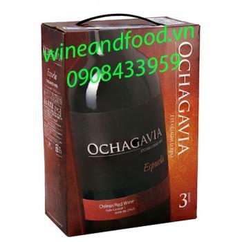 Rượu vang Ochagavia Espuela 3l