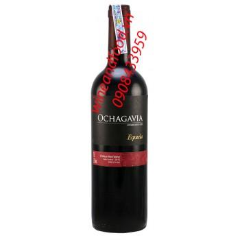 Rượu vang Ochagavia Espuela 750ml