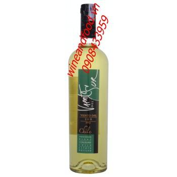 Rượu vang trắng Sauvignon Viento Del Sur