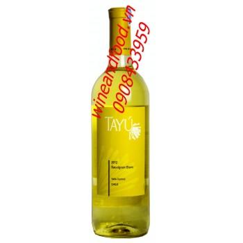 Rượu vang trắng TayÚ Sauvignon Blanc