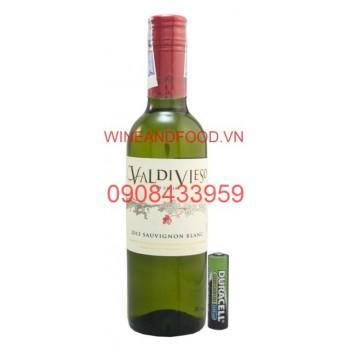 Rượu vang trắng Valdivieso Sauvignon Blanc 370ml
