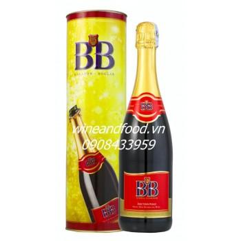 Rượu vang nổ BB Rouge 750ml