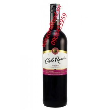Rượu vang Carlo Rossi Sangria
