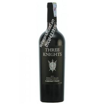 Rượu vang đỏ Three Knights Cabernet Sauvignon