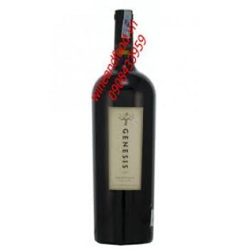 Rượu vang Genesis Meritage 2007